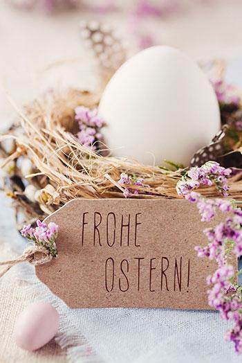 Fröhliches Eierpecken