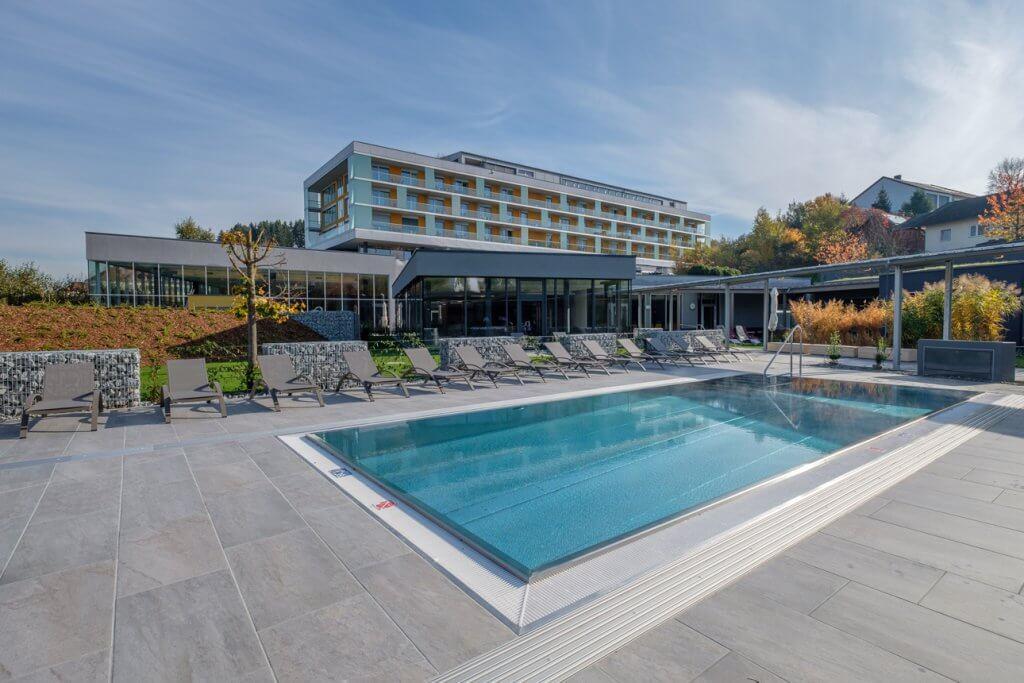 Um und neubau 2017 gesundheitsresort lebensquell bad zell for Hotel lebensquell bad zell